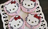 Cookie Couture: $18 for 12 Hand-Decorated Cookies from Cookie Couture Fresno ($36 Value)