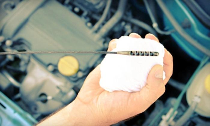 JC's Speedy Lube - JC's Speedy Lube - Edwardsville: Bronze or Silver Oil-Change Packages at JC's Speedy Lube in Edwardsville (Up to 55% Off)