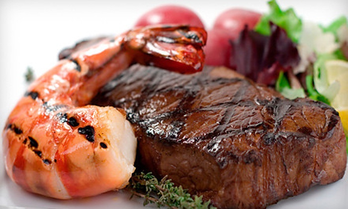 Barre Mill Restaurant - Holden: $15 for $30 Worth of Steak, Seafood, and Italian Fare at Barre Mill Restaurant