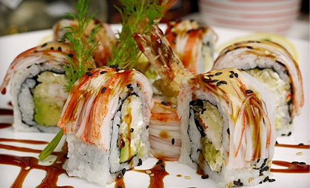 $35 Groupon to Shogun Sushi - Shogun Sushi in Tampa