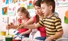 Up to 54% Off Kids' Cooking, Art, or Language Classes