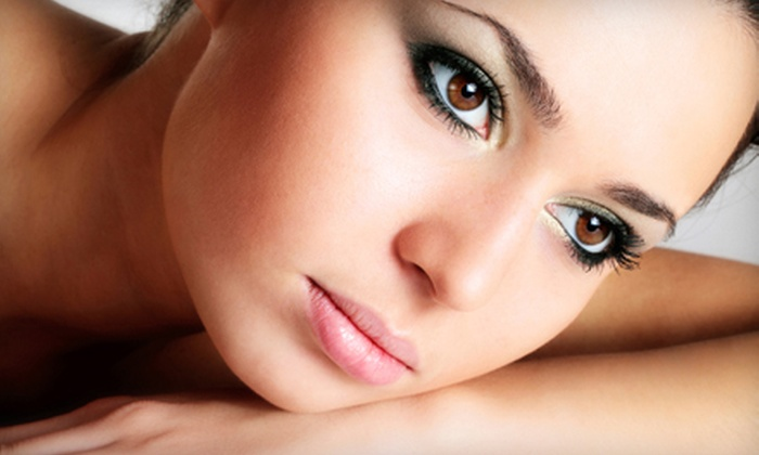 Wild Flower Day Spa - Sayles Blvd. Area: Four Facials, Mani-Pedi, or Two Brow Waxes at Wild Flower Day Spa
