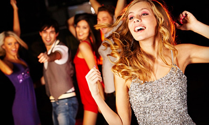 Mosaic Nightclub and Lounge - Downtown: VIP Nightclub Outing for Two, Four, or 10 at Mosaic Nightclub and Lounge (Up to 80% Off)
