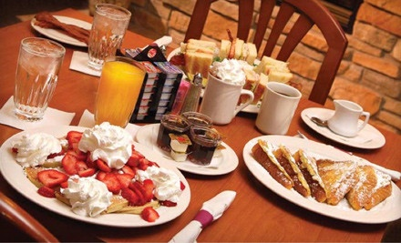 $25 Groupon for Breakfast Fare and Sandwiches (Suggested for 2 Diners) - Pancake Cafe in Fitchburg