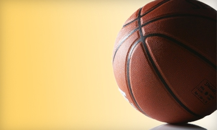 National High School Slam Dunk & 3-Point Championships - Northwest Harris: $10 for Two Adult Tickets to the National High School Slam Dunk and 3-Point Championships ($20 Value)