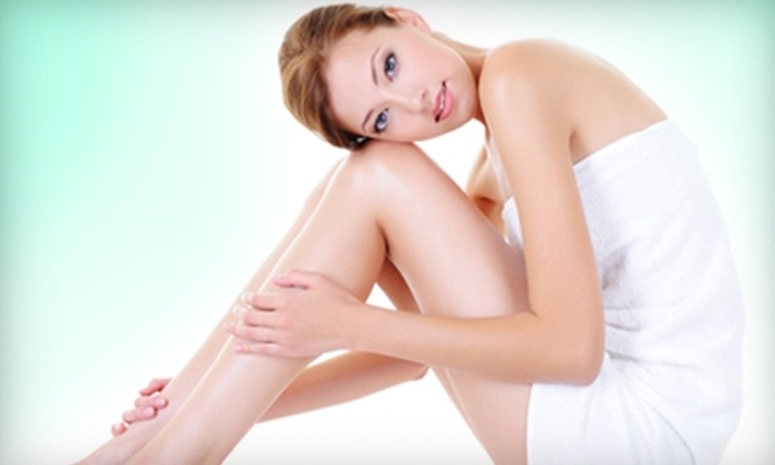 Allure Laser Center - Pooler: Three Laser Hair-Removal Treatments and a Consultation at Allure Laser Center. Four Options Available.