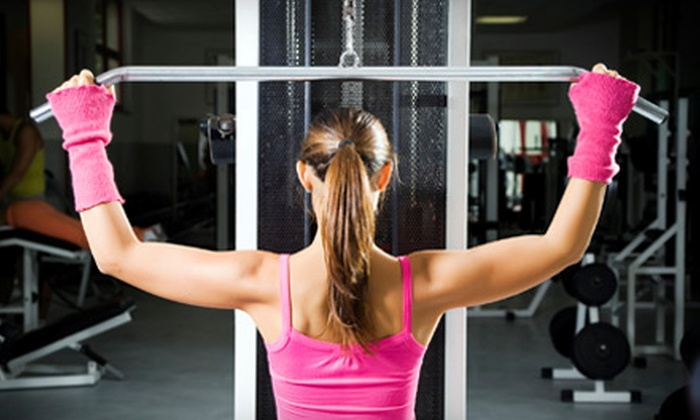 59 West Fitness - Highland: $99 for an Eight-Week Fitness Challenge from Health and Fitness Challenge of Livingston, LLC in Highland ($350 Value)