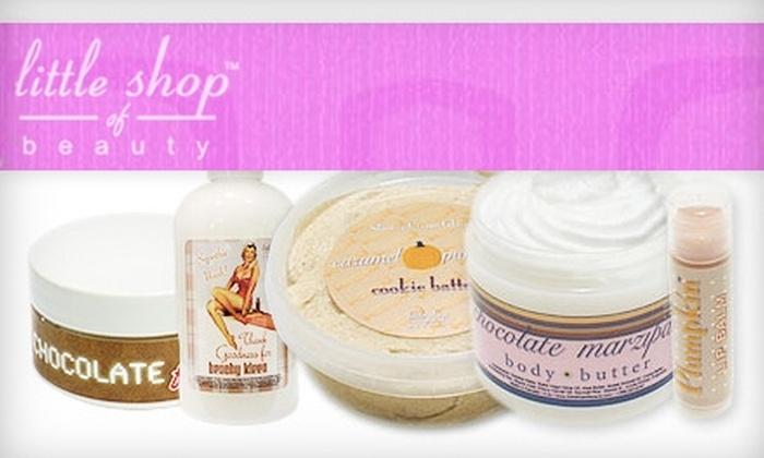 Little Shop of Beauty: $16 for $35 Worth of Fancy Bath and Body Products from Little Shop of Beauty