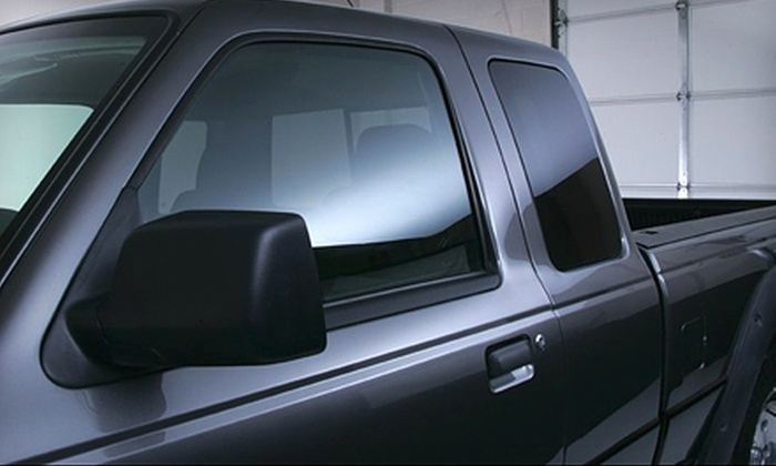 Biddeford Ziebart - Biddeford: Tinting on Two or Five Auto Windows at Biddeford Ziebart (Up to 60% Off)