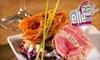 elle wine bistro - Hedrick Acres: $15 for $30 Worth of Seasonal Cuisine and Drinks at elle wine bistro