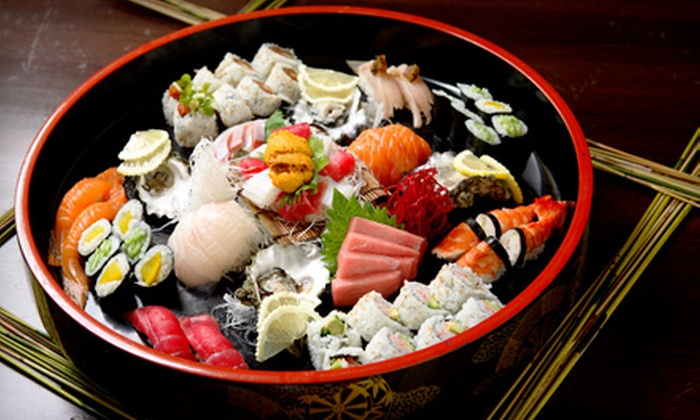 Sushi Hiroba - Hollywood: $20 for $40 Worth of Japanese Fusion Cuisine and Drinks at Sushi Hiroba