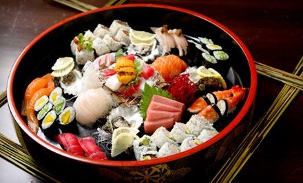 $40 Groupon to Sushi Hiroba - Sushi Hiroba in Los Angeles
