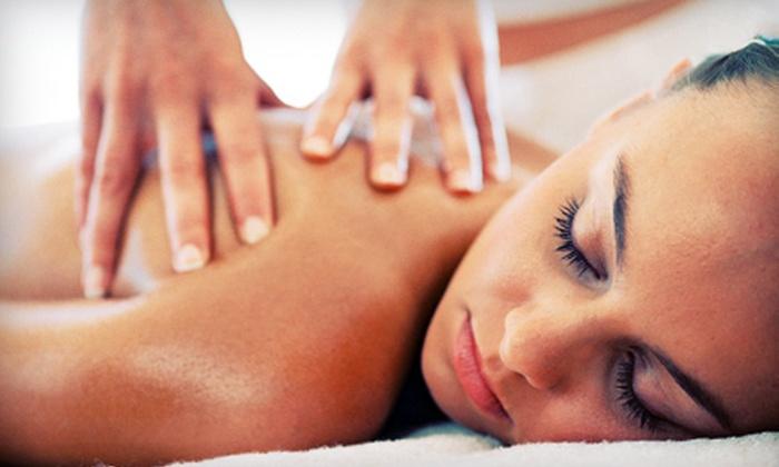 Sounds of Massage - Inside Nova Aesthetic Medicine: 60- or 90-Minute Deep-Tissue Massage at Sounds of Massage (51% Off)