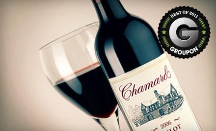 Chamard Vineyards - Chamard Vineyards in Clinton