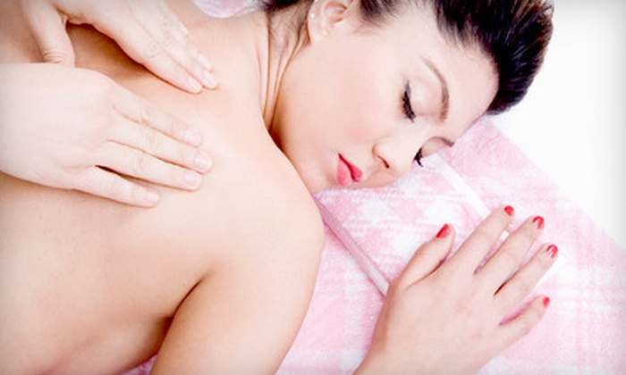 MiStar Massage - East Lansing: 60-Minute Swedish Massage or Heated Bamboo Massage and Steam Pack at MiStar Massage (Up to 58% Off)