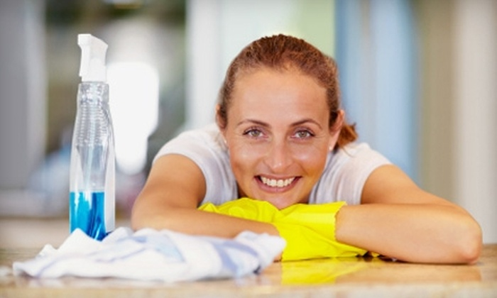 Brilliant Services - Boise: $55 for a Three-Hour Home Cleaning from Brilliant Services ($117 Value)