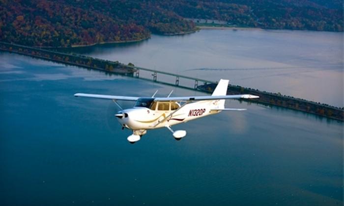 Sporty's Academy - Batavia: $225 for Flight-Experience Package at Sporty's Academy in Batavia ($450 Value)