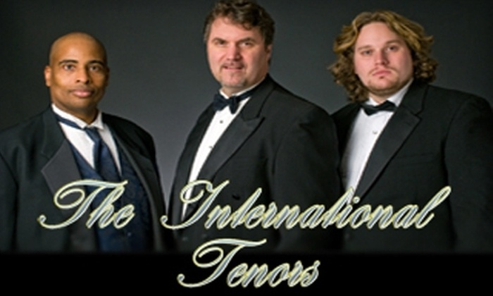 The International Tenors at the Greg Frewin Theatre - Niagara Falls: One Ticket to The International Tenors on February 4th at Greg Frewin Theatre. Choose from Four Seating Options.