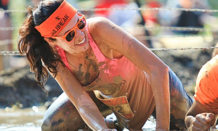 Run the Jailbreak - Justin-Roanoke: Muddy 5K Obstacle Race or Kids' Run from Run the Jailbreak on April 9 (Up to 50% Off). Three Options Available.