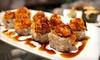 Kinado Sushi Bar - Richardson: $20 Worth of Sushi