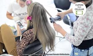 Marcelo Schiavinato: Marcelo Schiavinato – Centro: 1 ou 2 visitas com corte de cabelo bordado e hidratação L'Oréal