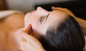 The Woodhouse Day Spa - Detroit: Facial, Mask, Facial Wax, Paraffin, and Optional Massage and Hot Stones at The Woodhouse Day Spa (Up to 55% Off)