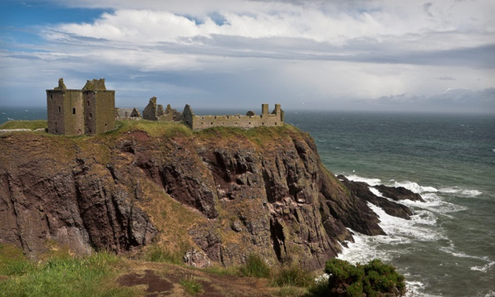 Scotland Tour with Airfare - Ardoe House Hotel and Spa: Eight-Day Scotland Tour from Beyond Boundaries with Roundtrip Airfare from Boston, Accommodations, and Car Rental