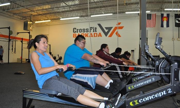 CrossFit Barkada - Aurora Hills: Four Weeks of Unlimited CrossFit Classes at CrossFit Barkada (65% Off)