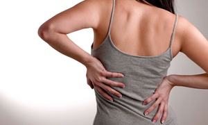 Ekengren Chiropractic Inc: Chiropractic Exam with 10-Minute Hydromassage and One or Three Adjustments at Ekengren Chiropractic Inc (86% Off)