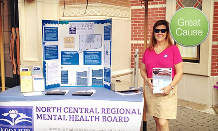 North Central Regional Health Board - Newington: $10 Donation to Help Fund a Veterans' Health Event