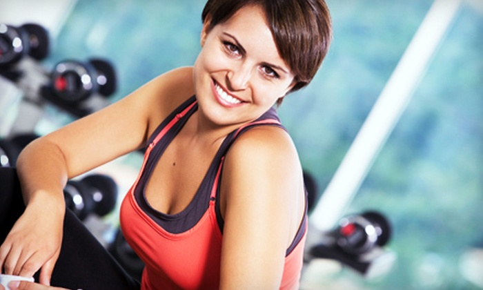 Total Fitness - Murrieta: Four-Week Body-Transformation Plan or Four-Week Team Personal-Training Program at Total Fitness (Up to 79% Off)