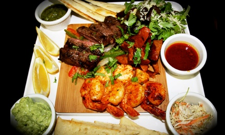 Latin American Fusion Appetizers & Drinks for Lunch or Dinner at Mambo Restaurante Nuevo Latino (Up to 50% Off)