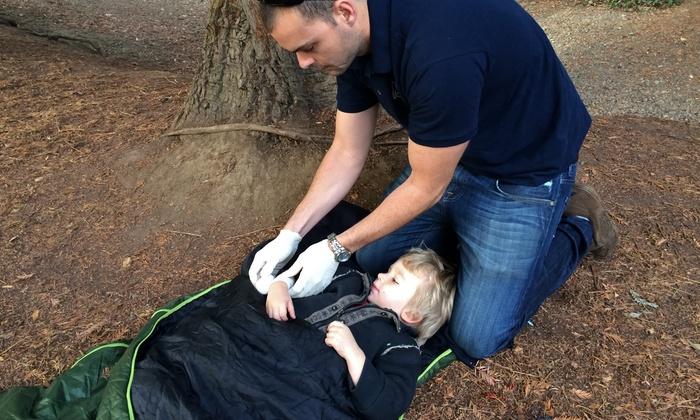 California Survival School - West Santa Clara: $79 for a Wilderness First Aid Essentials Clinic for One at California Survival School ($165 Value)