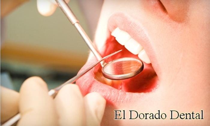 El Dorado Dental - Stockton: $50 for an Exam, X-Ray, and Cleaning at El Dorado Dental ($215 Value)