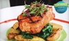 Up to 66% Off Italian Dinner for Two at Milan