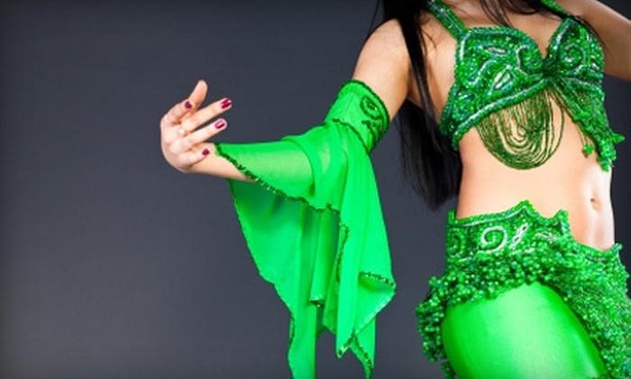 Studio Zahiya - Asheville: $35 for Eight Drop-In Dance Classes at Studio Zahiya ($72 Value)