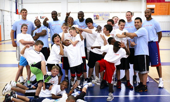 BEREADY - Multiple Locations: Youth Basketball Camp or Development Sessions from BEREADY (Up to 62% Off). Five Options Available.
