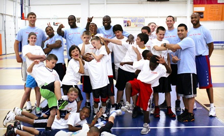 Carolina Courts Concord: 5-Day Youth Basketball Camp for Ages 8-17 from July 16 to July 20 (a $250 value) - BEREADY in Charlotte