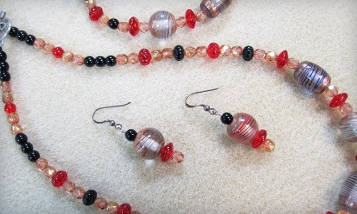 Baton Rouge Bead Company - Shenandoah: $17 for a Stringing Basics Beading Class at Baton Rouge Bead Company ($35 Value)