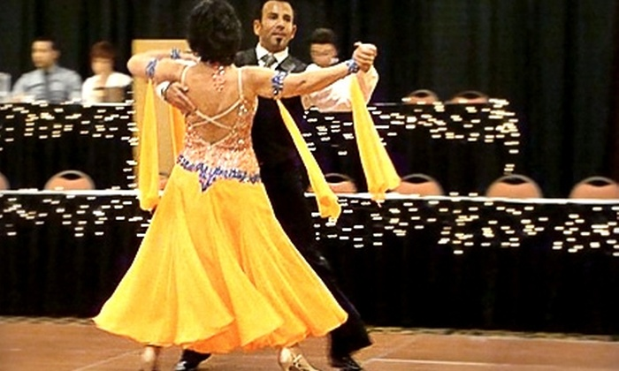 Enchantment Dancing - Fair West: Private Lesson and Group-Dance Admission at Enchantment Dancing. Two Options Available.
