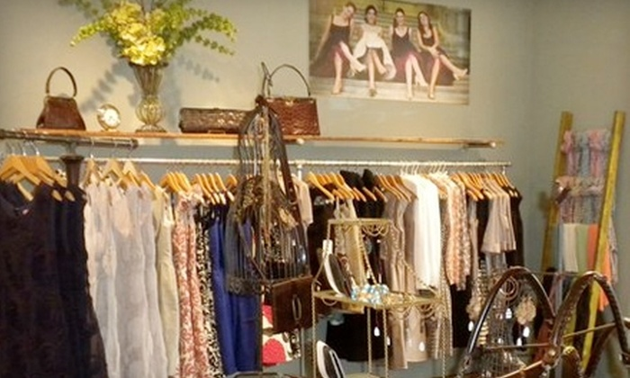 Lizzy & Jane - Chagrin Falls: $25 for $50 Worth of Clothing and Accessories at Lizzy & Jane