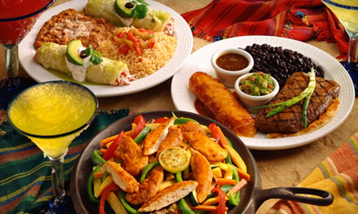 Blue Agave Cantina & Tequila Bar - Downtown,North Broadway/short Street: Mexican Meal for Two or $20 Worth of Food and Drinks at Blue Agave Cantina & Tequila Bar (Up to 52% Off)