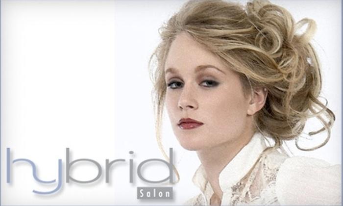 Hybrid Salon - Capitol: $30 for $65 Worth of Services at Hybrid Salon