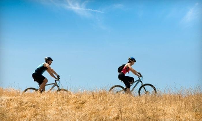 West Orange Trail Bikes and Blades - Oakland: Full-Day Bike, Road-Bike, or Tandem-Bike Rental at West Orange Trail Bikes and Blades in Winter Garden