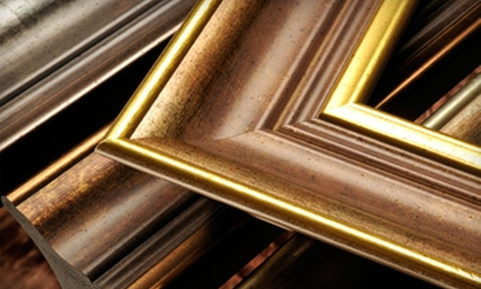 Grand Frame Inc. - Arlington Heights: $49 for $125 Worth of Custom Framing at Grand Frame Inc.