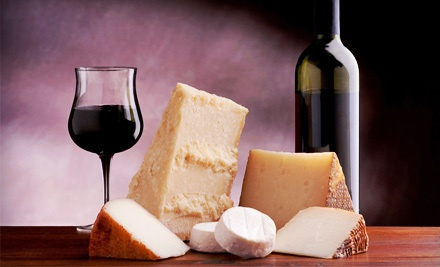 Wine-and-Cheese-Pairing Class on Sun., Mar. 18 at 6:30PM (a $40 value) - Seasons Bistro, Wine Bar & Catering in Eagle