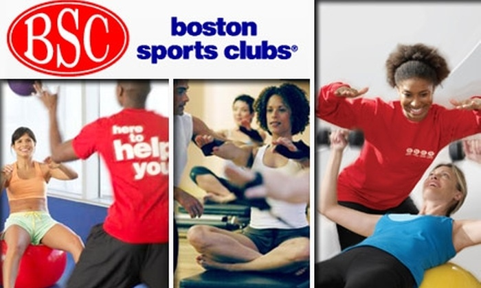 Town Sports International - Boston: $39 for 30-Day Trial Membership to All 25 Boston Sports Clubs Locations ($225 Value)