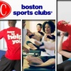 83% Off at Boston Sports Clubs