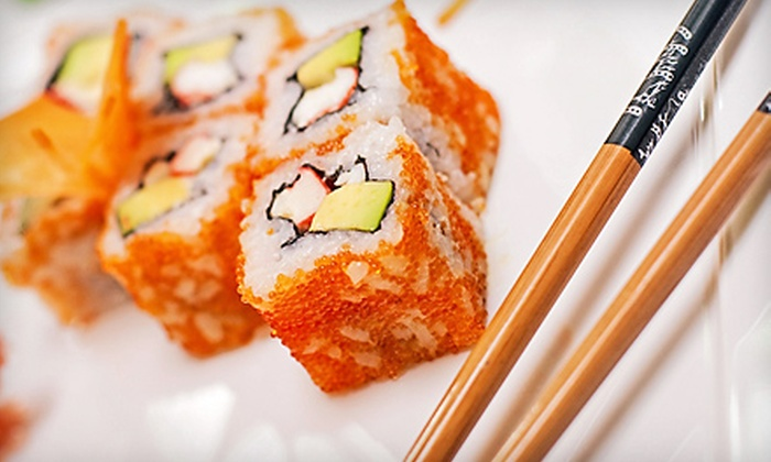 Circa Sushi & Thai - Tallahassee: $10 for $20 Worth of Pan-Asian Fare at Circa Sushi & Thai