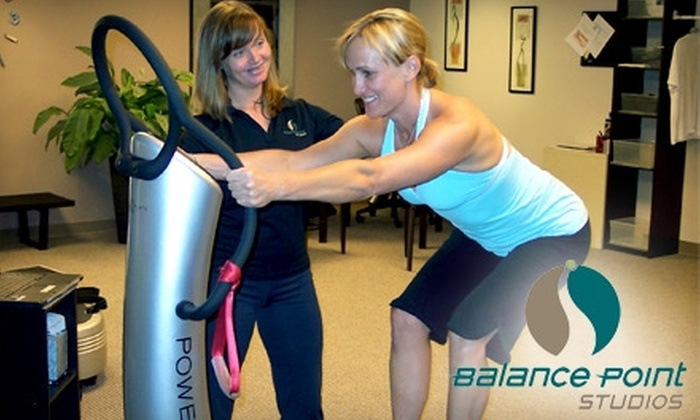 Balance Point Studios - Southwest Arapahoe: $30 for Three Personal Training Sessions and a Nutritional Consultation at Balance Point Studios ($240 Value)